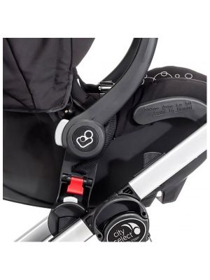 Baby Jogger Car Seat Adapter for the Maxi Cosi/Nuna Pippa (Fits only City Mini Single/ City Mini GT Single /City Elite Single /Summit X3 Single)