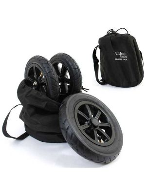 Valco Baby Sport Pack Air Tyres (Snap 4, Snap Duo, Snap Ultra)