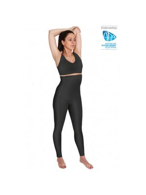 SRC Health Recovery Leggings Black Xtra Large