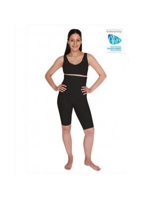SRC Health Recovery Shorts Black Small