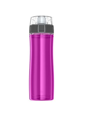 Thermos® Double Wall BPA Free Eastman Tritan Hydration Bottle 530ml Aubergine