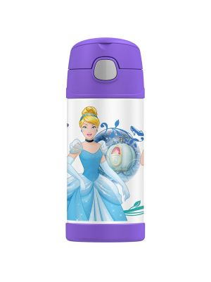 Thermos® FUNtainer® Vacuum Insulated Drink Bottle 355ml Disney Princess