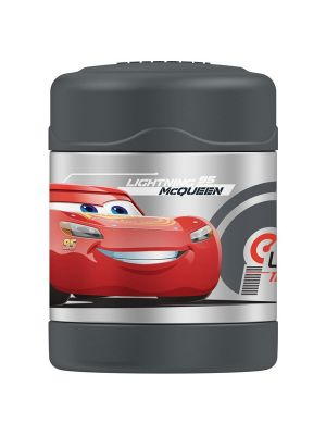 Thermos® FUNtainer® 290ml Stainless Steel Food Jar Disney Cars 3