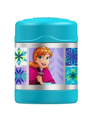 Thermos® FUNtainer® 290ml Stainless Steel Food Jar Disney Frozen