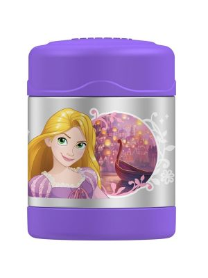 Thermos® FUNtainer® 290ml Stainless Steel Food Jar Disney Princess