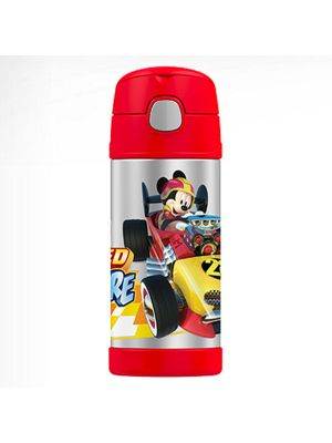 Thermos® FUNtainer® Vacuum Insulated Drink Bottle 355ml Disney Mickey Mouse