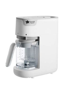 Tommee Tippee Steamer Baby Food Maker White