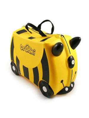 Trunki Bernard The Bee Ride On Suitcase