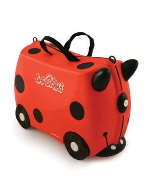 Trunki Harley Ride On Suitcase