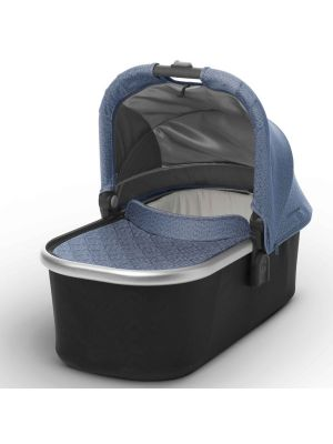 UPPAbaby VISTA/CRUZ Bassinet Blue Marl/Silver (Henry) Limited Edition