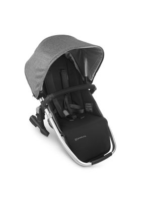 UPPAbaby Vista V2 Rumble Seat Charcoal Melange (Jordan) - Due Mid March 2020