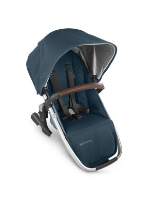 UPPAbaby Vista V2 Rumble Seat Deep Sea (Finn) - Due Mid March 2020