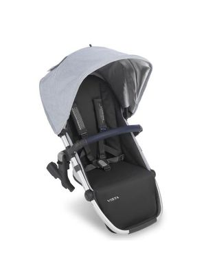 UPPAbaby VISTA V18 Rumble Seat William (Pale Chambray)
