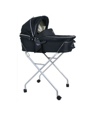 Valco Baby Bassinet Stand For Trimode/Rebel Q Silver (stand only)