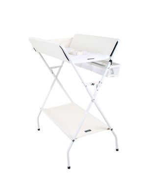 Valco Baby Pax Plus Fold Up Changer - Ivory Leatherette