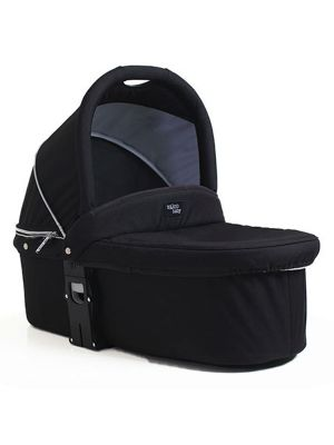 Valco Baby Snap Ultra Duo Q Bassinet Coal Black - Due Mid August 2020