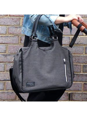 Valco Baby Mothers Bag Charcoal