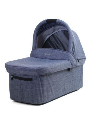 Valco Baby Snap Ultra Trend/Snap 3 & 4 Trend Bassinet Denim + Bassinet Adaptor