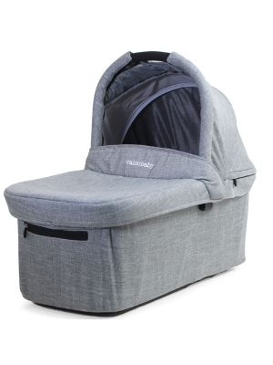 Valco Baby Snap Ultra Trend/Snap 3 & 4 Trend Bassinet Grey Marl + Bassinet Adaptor