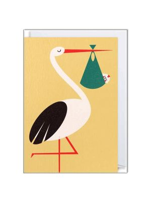 Waterlyn New Arrival Greeting Card