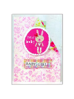 Waterlyn New Baby Girl Greeting Card