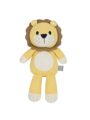 Living Textiles Whimsical Softie Toy Leo The Lion