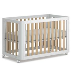 Boori Turin Compact Cot Barley/Almond - EVERYDAY LOW PRICE