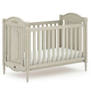 Boori Grace Cot Bed V19 Antiqued Grey