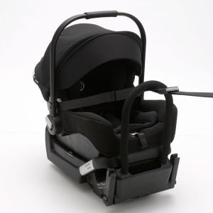 Bugaboo Turtle by Nuna Car Seat + Base Black
