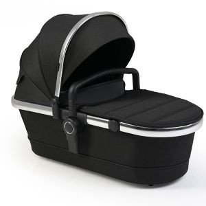 iCandy Peach 2020 Carrycot Fabric Black Twill