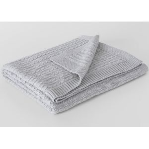 Sheridan Conneleigh Cot Blanket Marl
