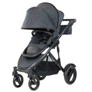Steelcraft Strider Compact Deluxe Edition Pram Granite