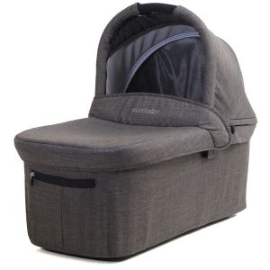 Valco Baby Ultra Trend/Snap 3 & 4 Trend Bassinet Charcoal + Bassinet Adaptor